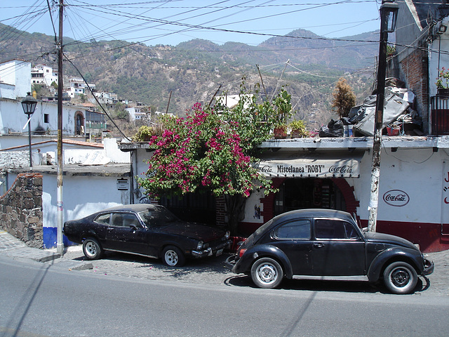 Miscelanea Roby y VW coca-cola.