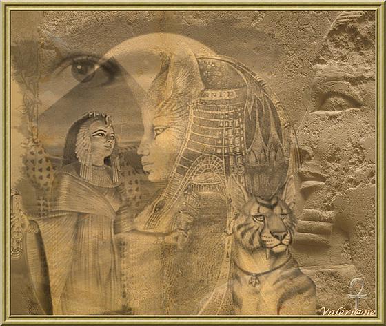 Gravée dans la pierre...Egypte antique...