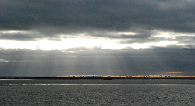 Sunlight on the Humber