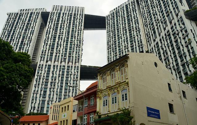 Pinnacle@Duxton. Singapore.