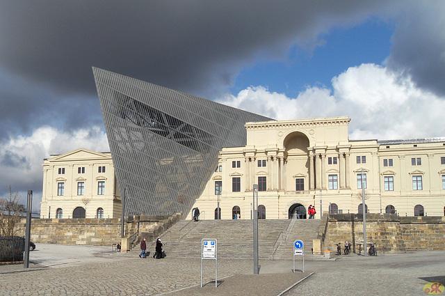 2012-02-20 02 Germana milit-historia muzeo en Dresdeno