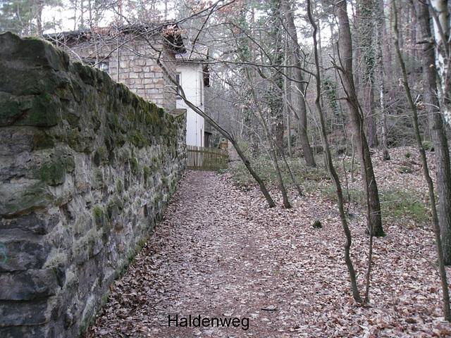Haldenweg