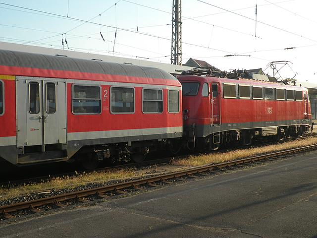 Regional-Express in Hildesheim