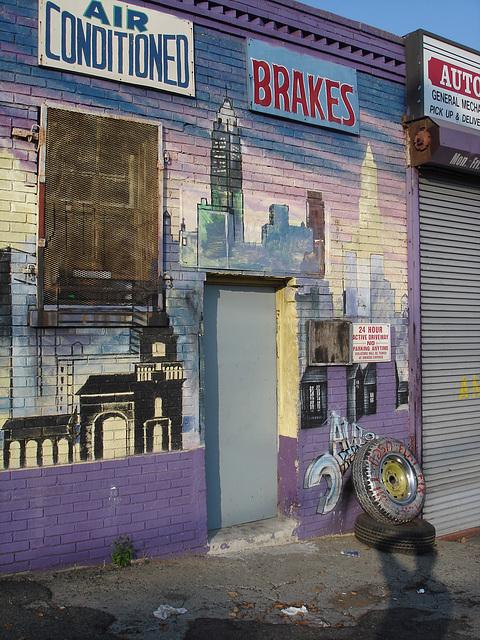 Façade automobile / Car facade - 21 juillet 2008 - Recadrage