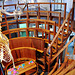 Museum Boerhaave – Replica of the Anatomical theatre of Leiden University