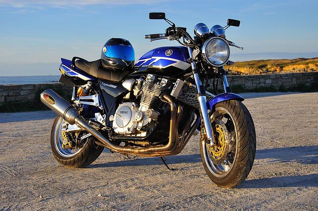 my sweet XJR 1300