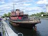 Old Montreal boat / Vieux port de Montréal.