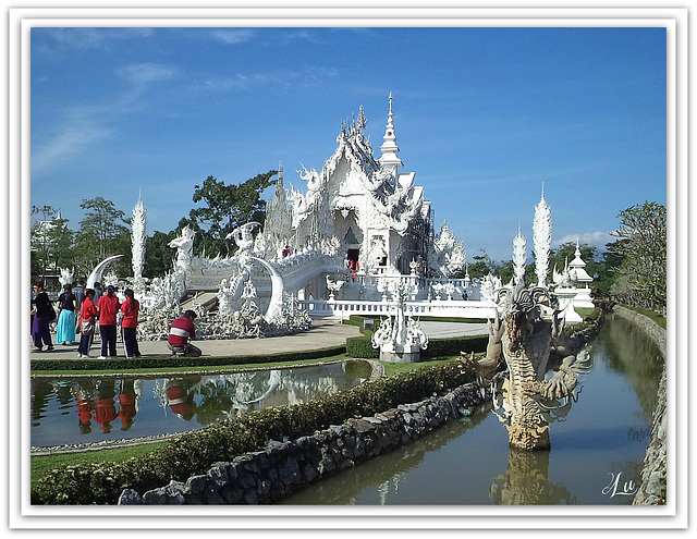 ** En Thaïlande **