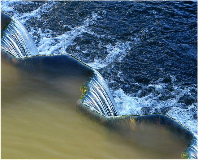 Les eaux contrariées...