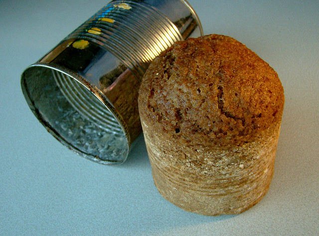 WGB Challenge #33: Steamed Boston Brown Bread