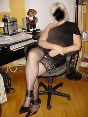 Lady Caliente at home / Chez-elle - 2 mars 2006 / Visage caché / Hidden face
