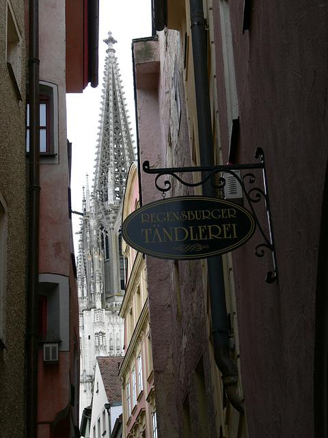 Regensburger Stadtansichten