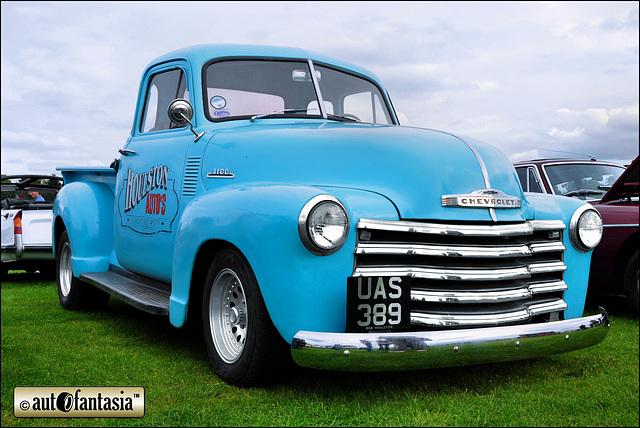 1953 Chevrolet 3100 Pick-Up - UAS 389