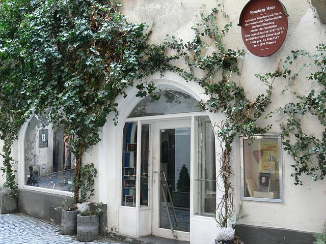 Regensburg - Blomberg-Haus