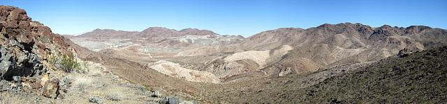 Eagle Mountain Mine Pano