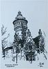 2011-Nov-08 Wiesbaden-Biebrich-Wasserturm-b