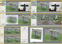 PICASA 3.9   est   là   !     ......... en images la              Découverte   Montage de différents EFFETS