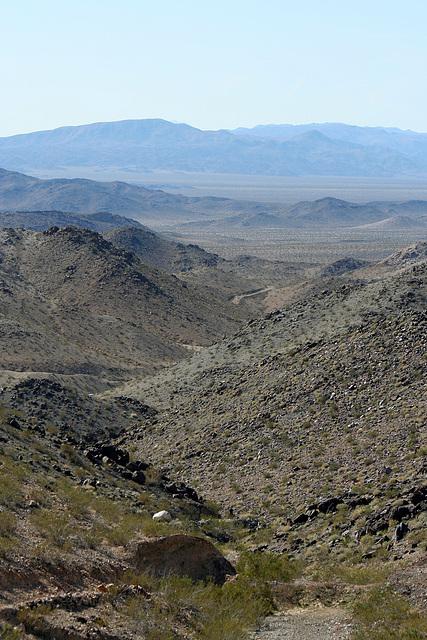 Black Eagle Mine Road (3290)