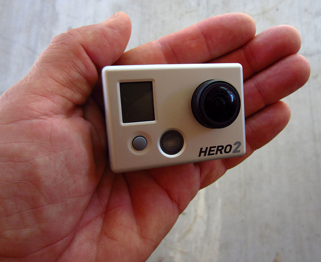 GoPro Hero HD naked (1030)