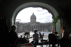 Café Singer - Kasanski Kathedrale