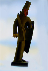L'Homme au pardessus