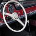 Mercedes 300 SL -Armaturen