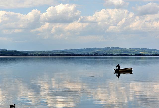 Le lac de Sempach...