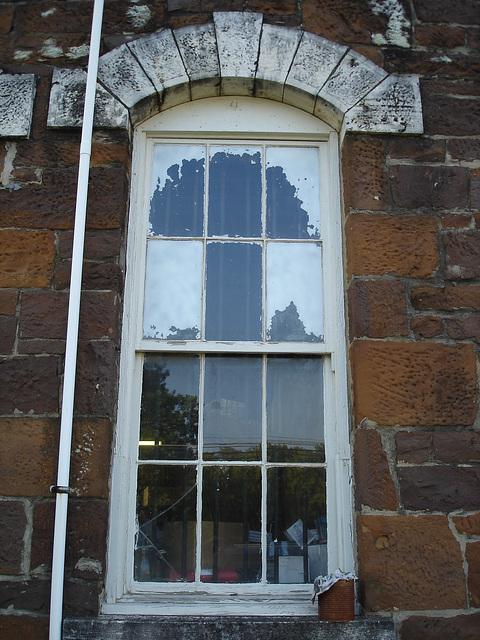 Maison texane / Texmade house - Jewett, USA / États-Unis - 6 juillet 2010