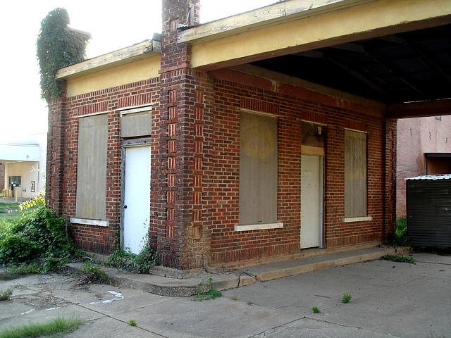 Fermeture texane / Closed view in Texas - 6 juillet 2010