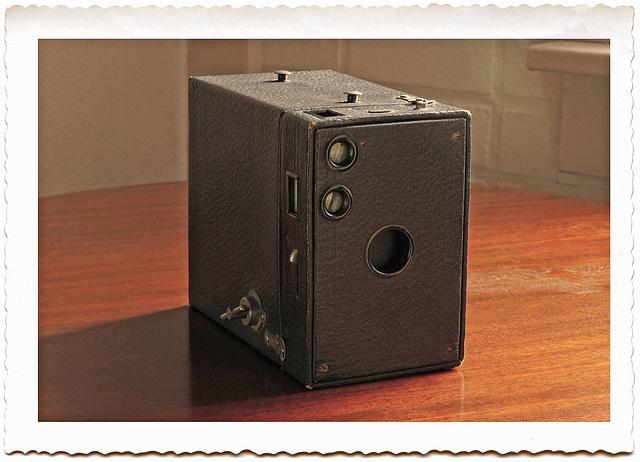 Kodak No. 2A Brownie Model B