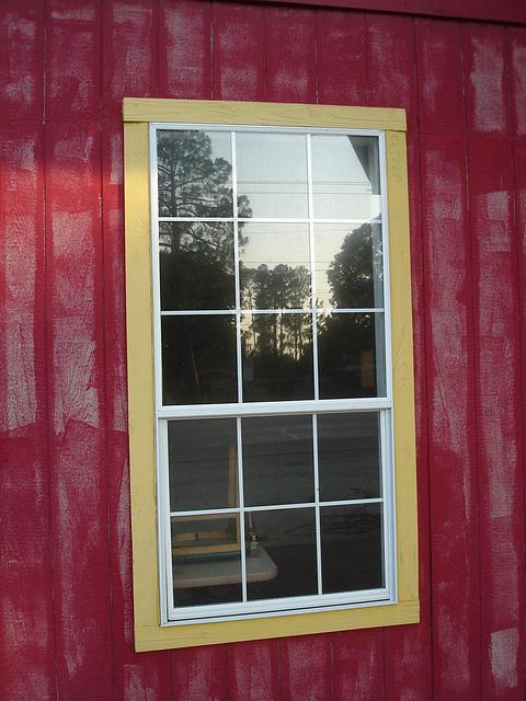 Fenêtre texane / Texas window - 6 juillet 2010