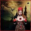 Femme au coeur qui saigne...