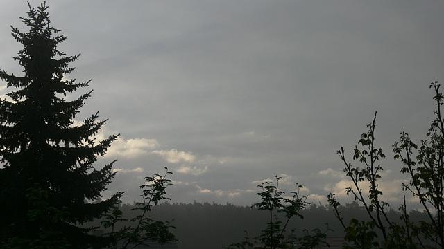 dunkler Tag