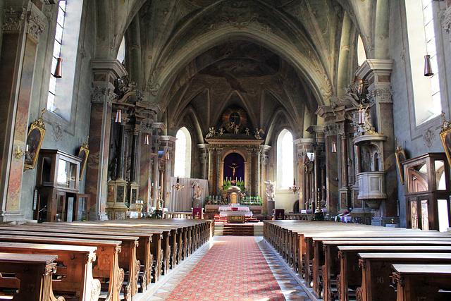 Kirche in Brixen