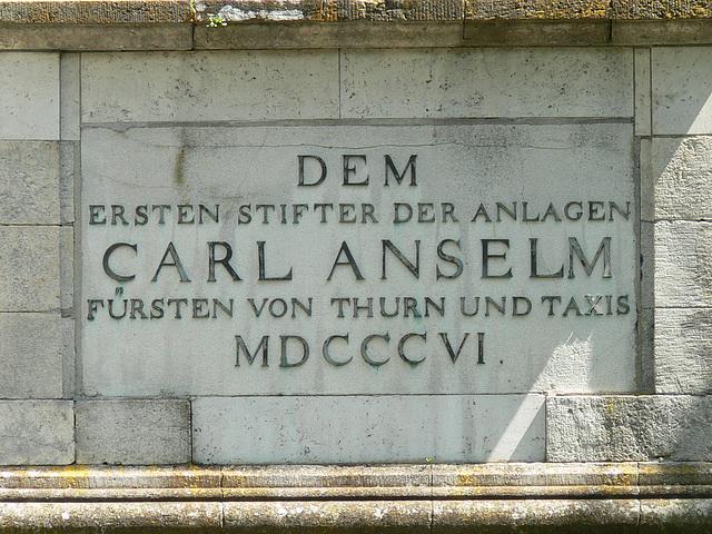 Regensburg - Fürst-Anselm-Allee