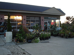 Sparta garden center / Centre de jardinage - 15 juillet 2010.