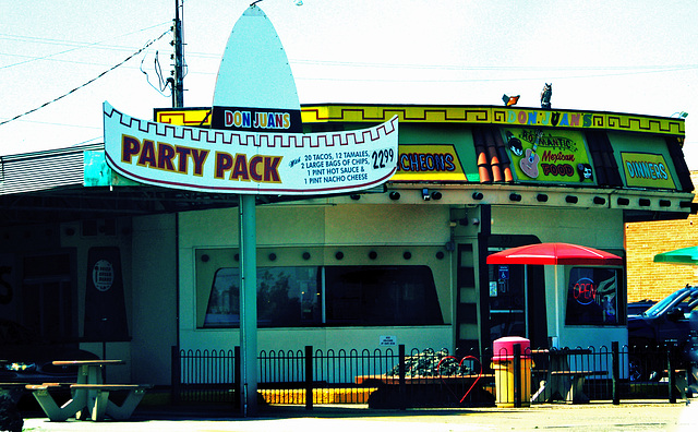 Party Pack + Tamales & Tacos,