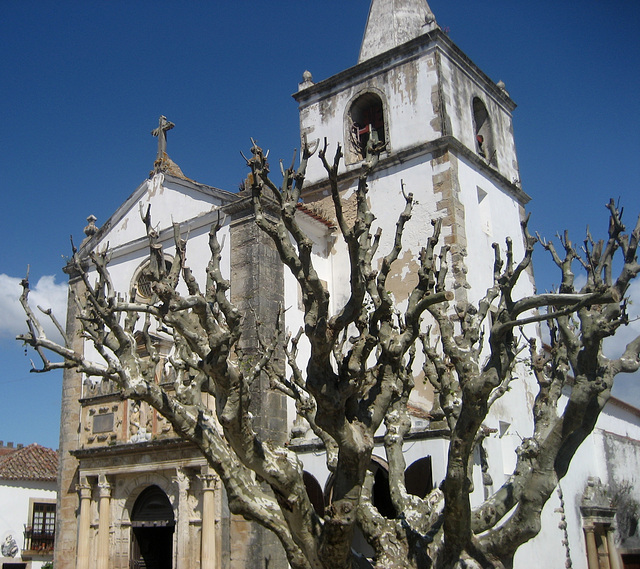 Óbidos, Church of Santa Maria (1)