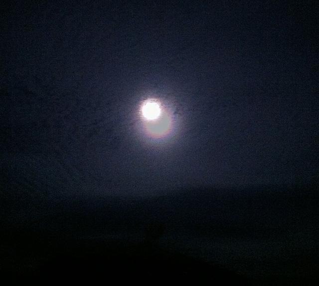 Lluna Plena 5 de maig 2