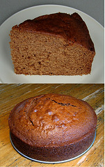 Spicy Buttermilk Gingerbread