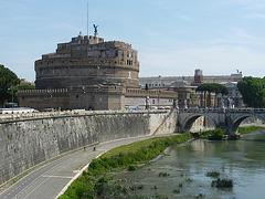 Roma - Castillo de San Angelo