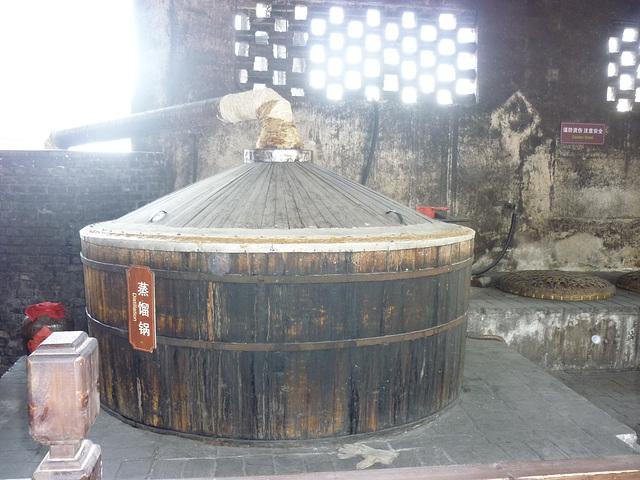 Fabrication du saké