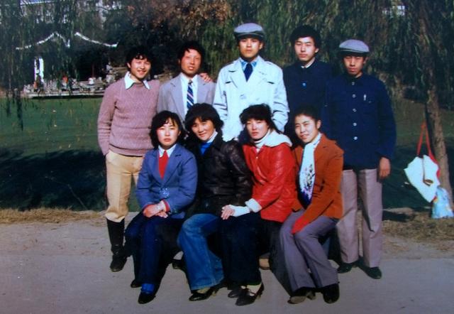 1987年12月安徽世专进修班同学