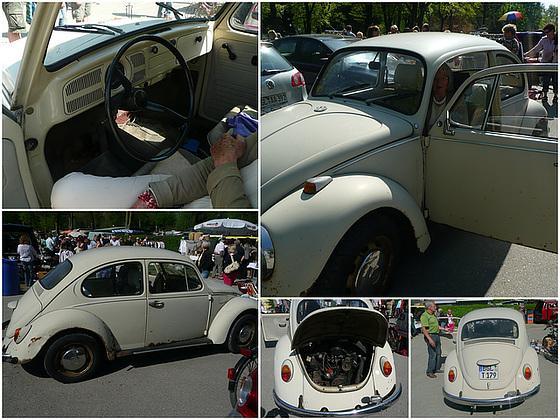 VW Käfer - Beetle - von 1960
