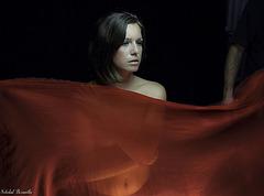 Rojo sobre claro Rojo sobre oscuro