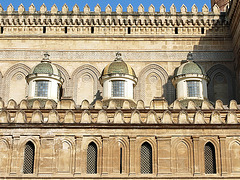 P3266234ac Little Domes of  Palermo Duomo