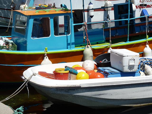 Córcega- Puerto de Ajaccio