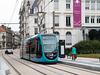 BESANCON: Essai de Tram: Station Parc Micaud. 01