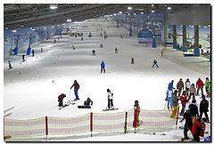 Neuss Skihalle