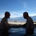 Jim & Albert in the Volcano Pool (2143)